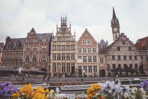24-hours in Ghent, Belgium