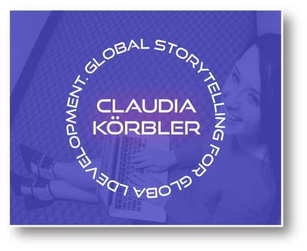 Global Storytelling for Global Impact with TCK Claudia Körbler