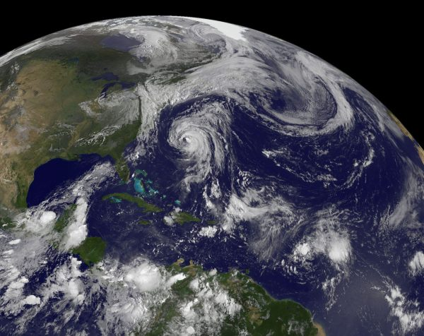 Poor Nations Suffer Most at Hands of Climate Change