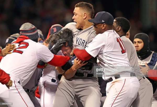 Emotions: The Hidden Diversity of Sports Part 2 – New York Yankees vs Boston Red Sox