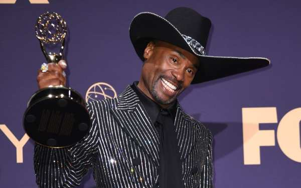 Billy Porter Pushes for Representation at 71st Emmy Awards