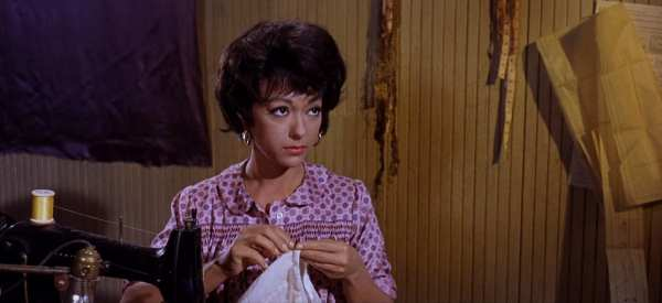 """Rita Moreno in the 1961 film adaptation of """"West Side Story."""""""