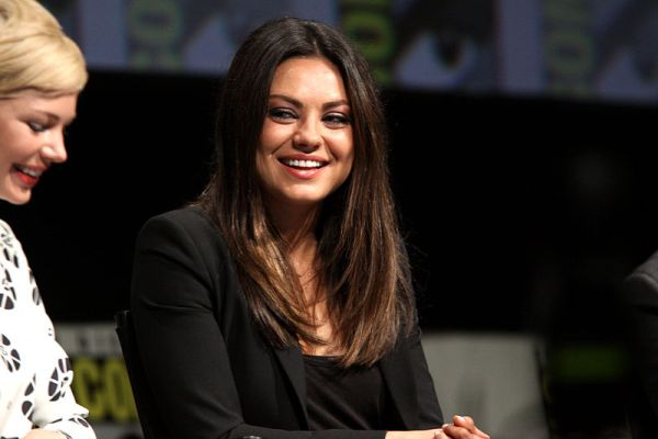 This image is of subject of article, Mila Kunis.