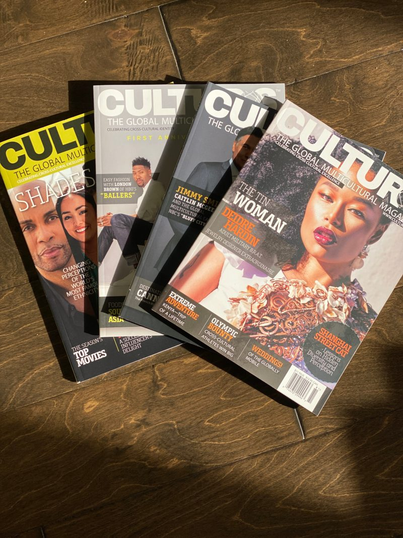 inaugural bundle culturs magazine