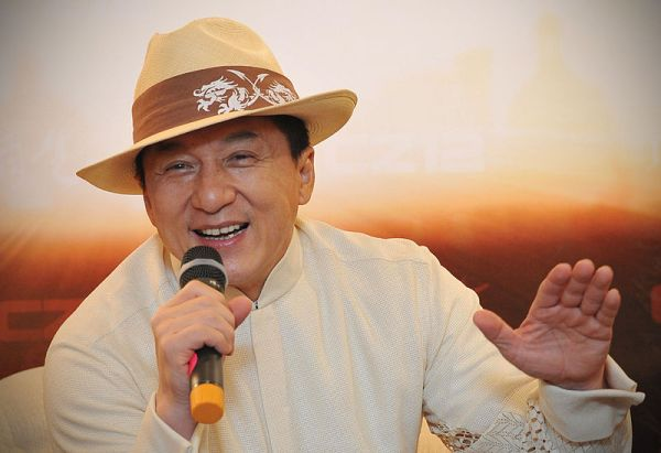 Jackie Chan and his Success Built on Commitment and Love for His Heritage