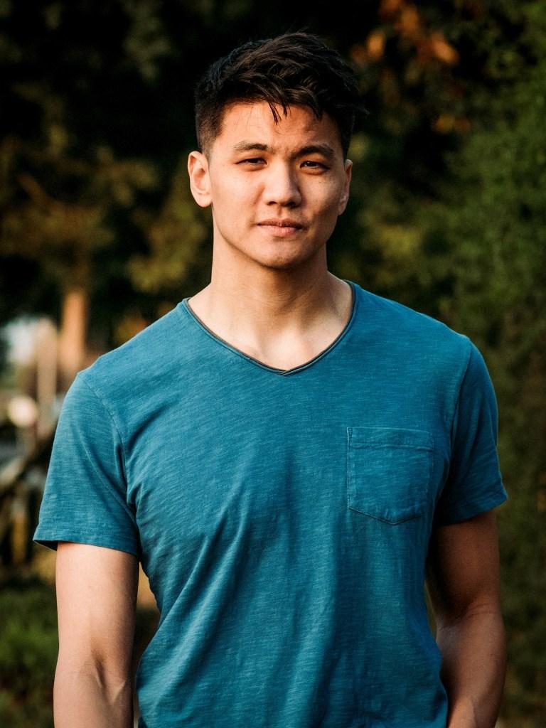 James Tang, Third Culture Actor, PC: Chris Bryan