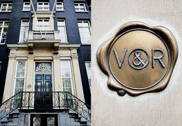 Victor & Rolf Headquarters in Amsterdam