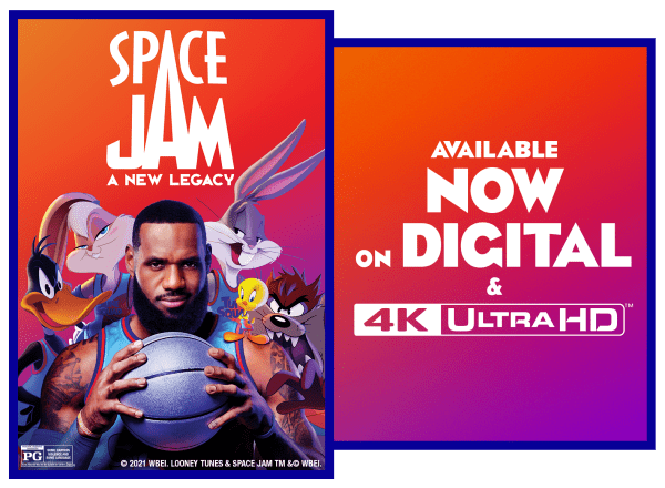 SPACE JAM A NEW LEGACY Culturs Online Ad