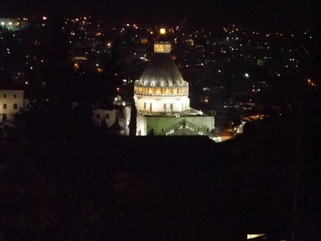 Nazareth nacht