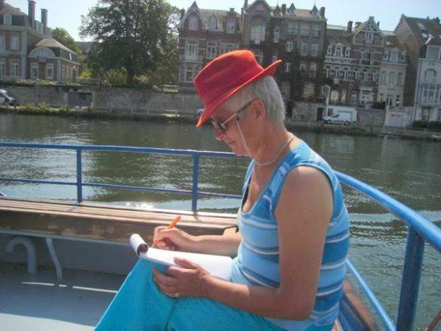 Marianne Visser van Klaarwater, 404