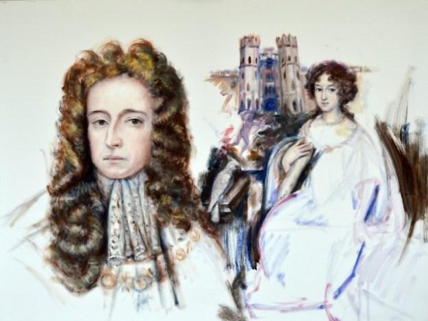 Maternity:  Stadhouder, koning Willem III © Gustave Nouel