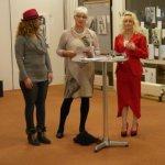 Galerie PS20: lezing ´geloof van Oranje´ en portretten van Gustave Nouel