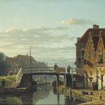Jan Weissenbruch; schilderde Nederland voordat het voorgoed veranderde
