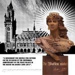 Bertha von Suttner : geestelijke moeder van het Vredespaleis