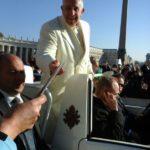 2000 Nederlandse pelgrims: als een van hen sprak ik met paus Franciscus
