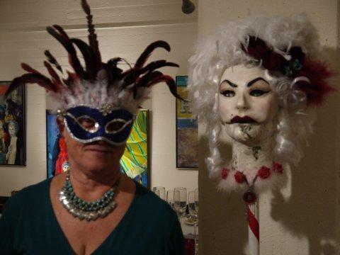 Carnavale dell'Arte.. Galerie Sous-Terre Aalsmeer