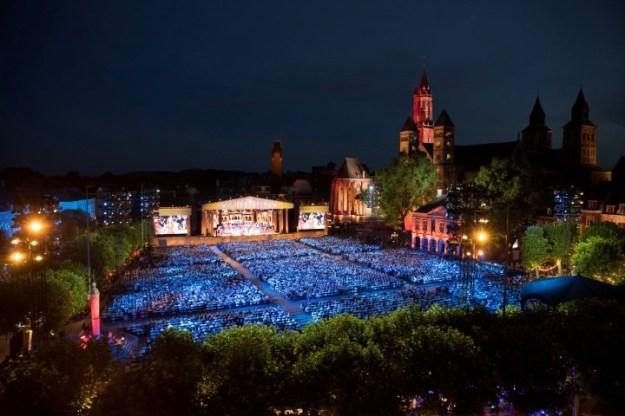 30 jaar André Rieu en het Johann Strauss Orkest, foto: Marcel van Hoorn