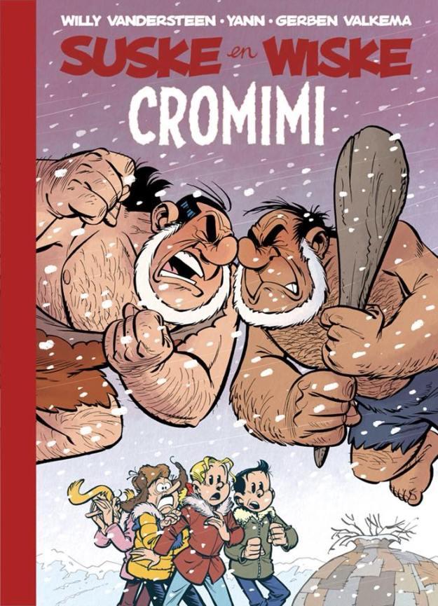 Haarlemse striptekenar Gerben Valkema en Cromimi