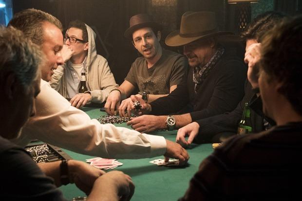 Molly's game, naar de biografie van pokerprinses Molly Bloom