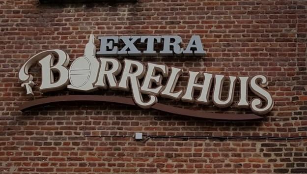 Wittenonnestraat Hasselt, Borrelhuis