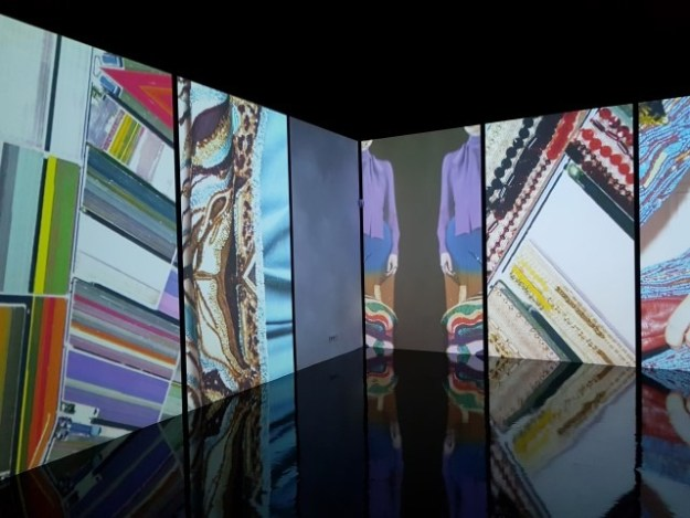 Kleuren zijn voor Jan Taminiau een grote bron van inspiratie.. Expositie ''Reflections van Jan Taminiau'' in het Centraal Museum van Utrecht te zien tot en met 26 augustus.