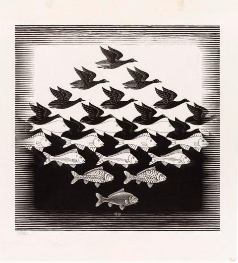 All M.C. Escher works 3 © 2018 - The M.C. Escher Company – the Netherlands. All rights reserved. www.mcescher.com