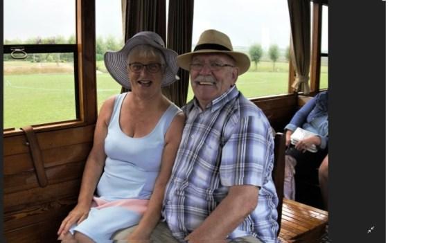 Stoomtram Hoorn-Medemblik Marianne en Peter