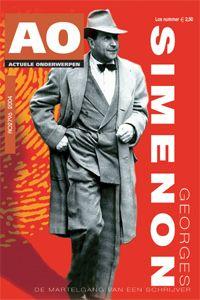 Georges Simenon, de martelgang van een schrijver, AO 2004