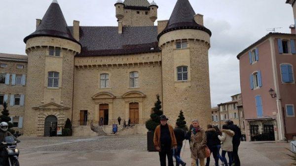 Villages de caractère d'Ardèche: Ailhon