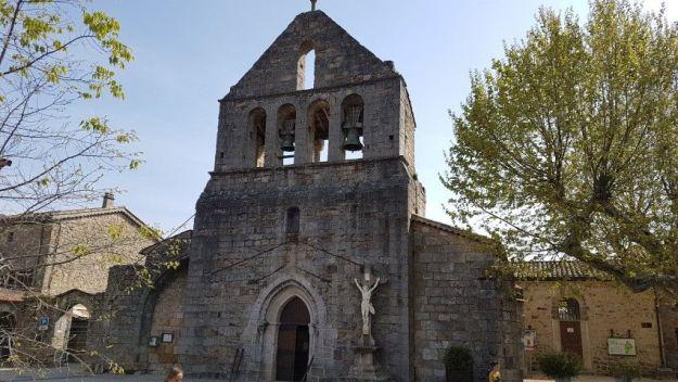 Villages de caractère d'Ardèche, Ailhon
