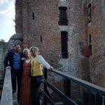 Dimitri Arpad; door zijn inzet voor de Ruïne van Brederode bleef deze open