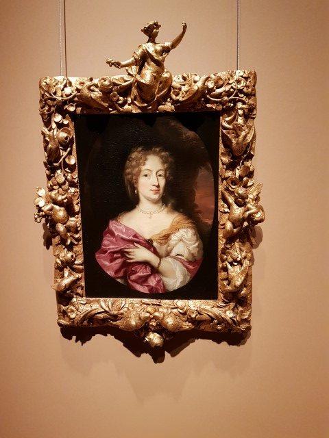 Nicolaes Maes, portret van Ingena Rotterdam, 1676. Metropolitan Museum of Art, New York