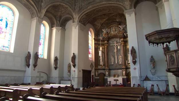 Volgens Loterijfonds Ravenstein kan de Luciakerk haar religieuze functie blijven behouden
