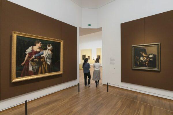 Expositie Caravaggio-Bernini, Rijksmuseum, 14 februari-13 september 2020, foto: Rijksmuseum, Olivier Middenkoop
