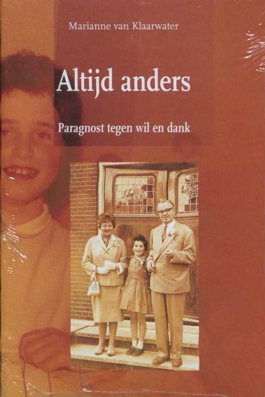 Het boek over de doofpotaffaire van K.Beerman was een bron voor mijn boek Altijd Anders: paragnost tegen wil en dank