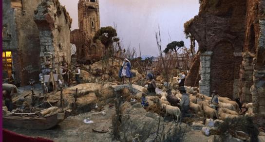 6 bijzondere kerststallen, Santa Maria in Ve