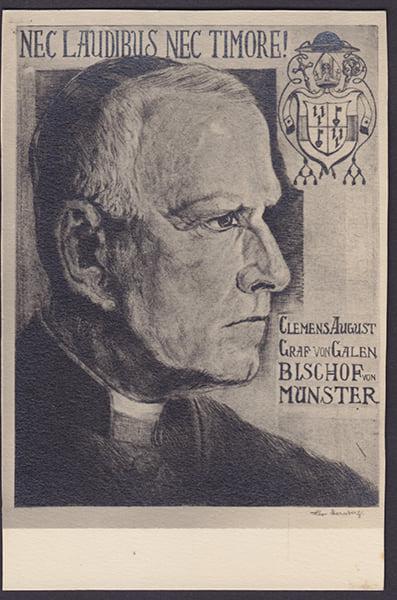 Tekening van Theodor Sternberg