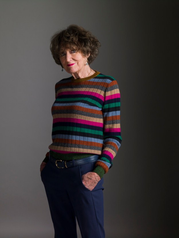 Ouderenemancipatie, Hedy d'Ancona, foto Koos Breugel Áncona
