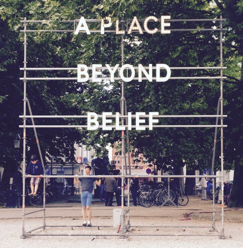Museum and the Third space. A Place beyond belief.