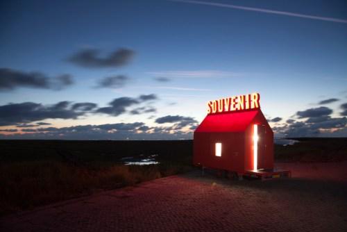 Souvenirhuisje. Foto: Bert Teunissen.