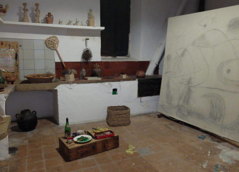 VTWonenbeurs gemist? Haal inspiratie uit de Studio van Joan Miró.