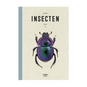 Pocket Insectenboek   Uitgeverij Snor