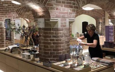 """""""De luxury products voor de kasteelwinkel lopen uitstekend"""""""
