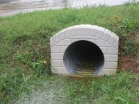 Culvert Pipe Covers