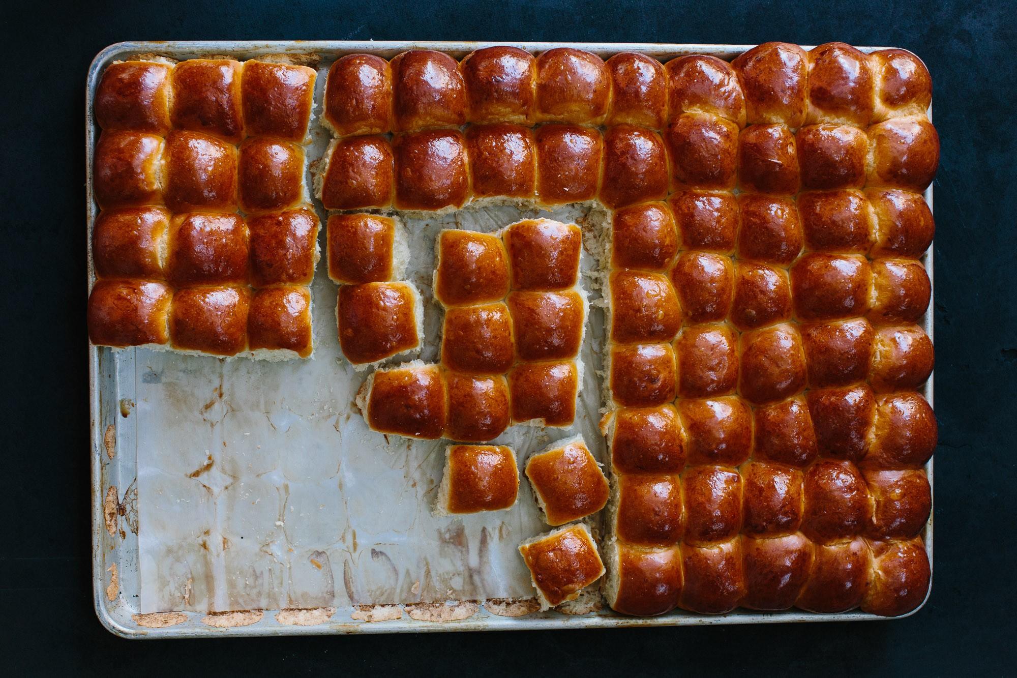 Mooie video Hot Bread Kitchen in NYC helpt kansarme