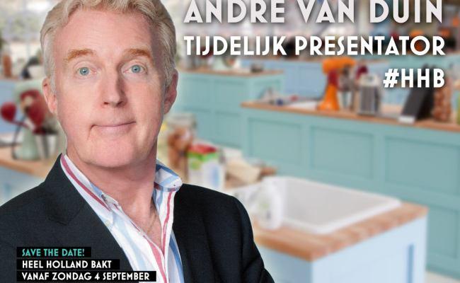 André Van Duin Is De Nieuwe Presentator Van Heel Holland