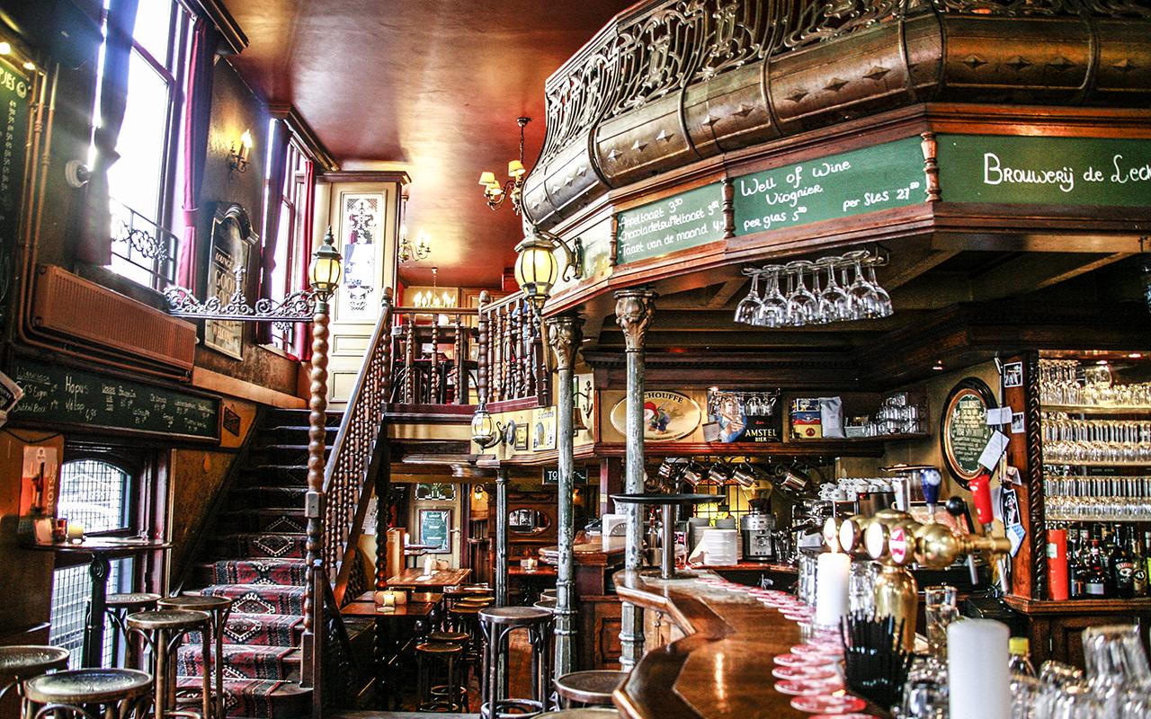 De Café Top 100: dit zijn de 100 beste cafés van heel Nederland - Culy