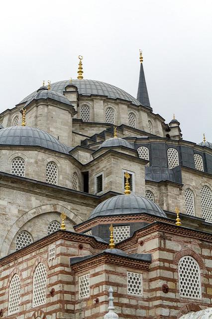 Fatih Camii Resimleri