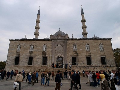 İki Minareli Tarihi Cami