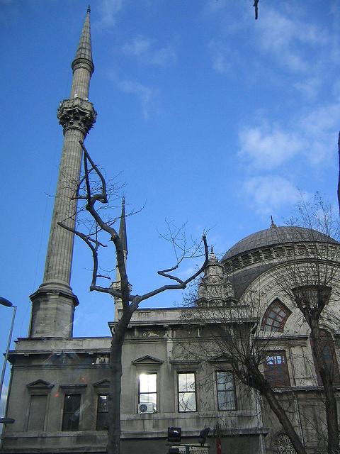Tarihi Camimiz